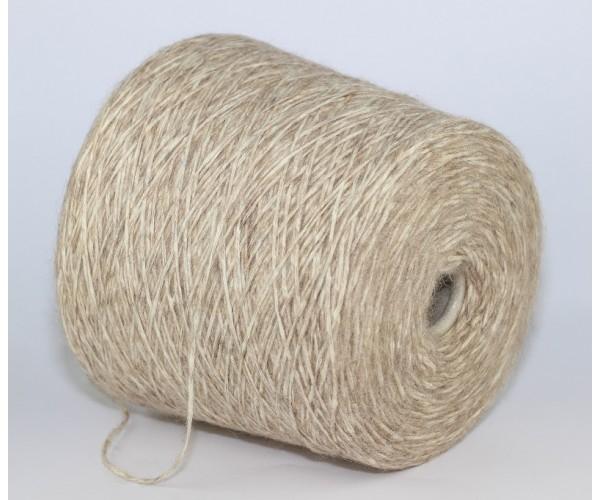 Eco Mix 2, 30% baby alpaca, 30% mohair,  40% cotton