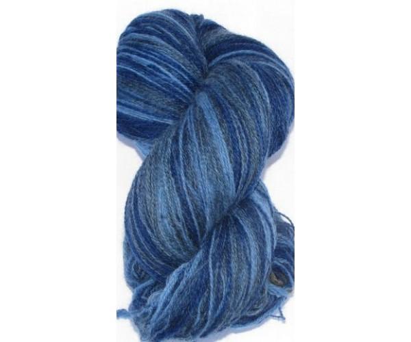 Kauni Artistic, Blue-grey, 100% wool