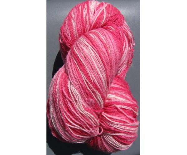 Kauni Artistic, Pink, 100% wool