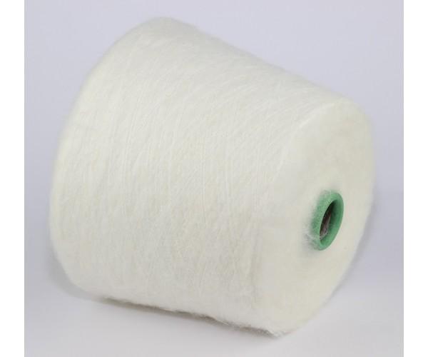 Mohair 45 1, 45% kid mohair, 30% polyamide, 25% polyacryl