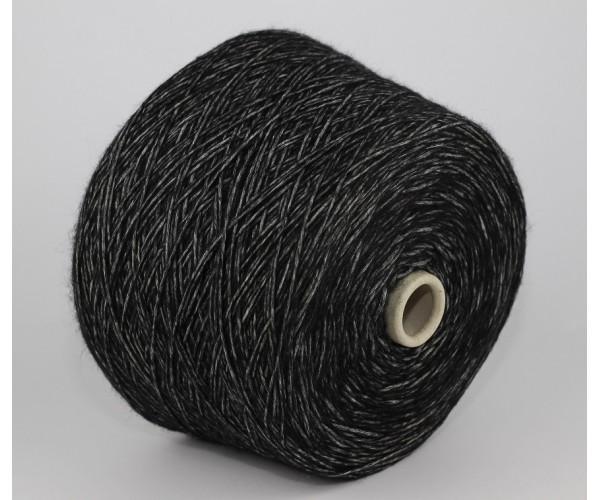 Exclusive Yarns, Summer Yak 92,  36% yak, 17% merino, 26% cotton, 21% polyamide⠀